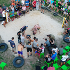 STRELKA Phuket 05.01.2018 MMA Fights on the sand 3