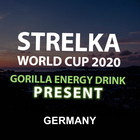 STRELKA WORLD CUP / BERLIN JUNE & Gorilla Energy drink